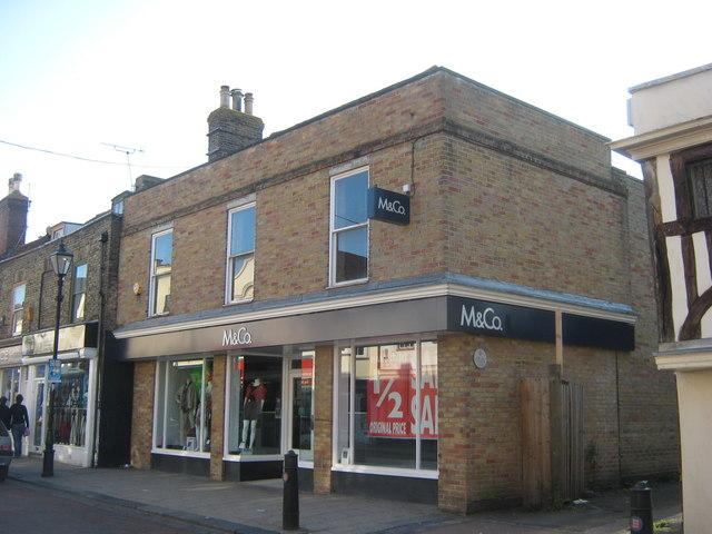 M & Co, Faversham