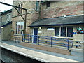 SJ9893 : Broadbottom Station by Raymond Knapman