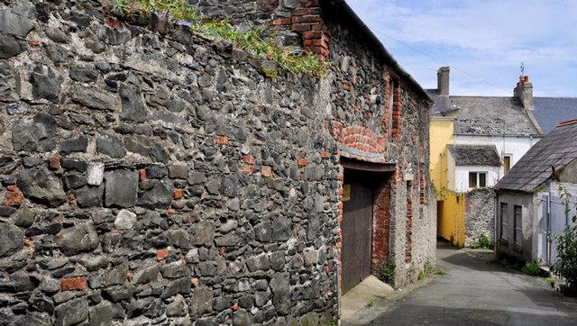 Town Hall Lane, Donaghadee (2)