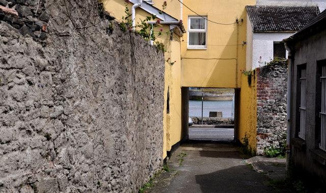 Town Hall Lane, Donaghadee (3)