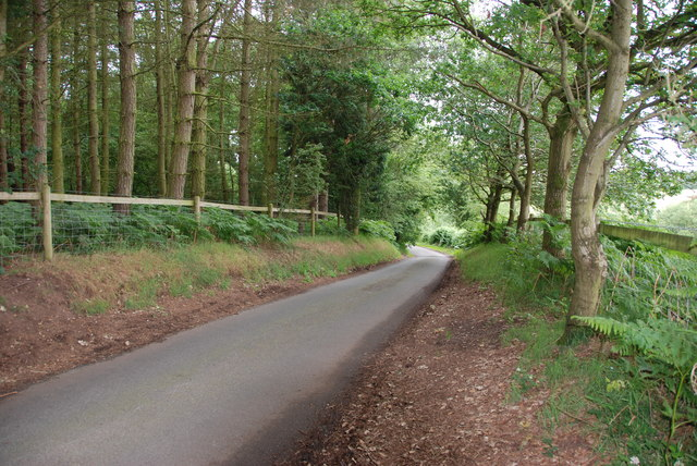 Narrow Road from Brockton to Walton