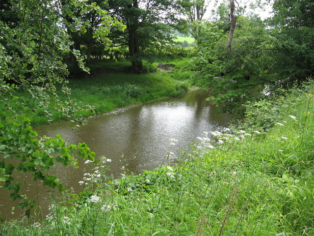 Afon Hafren, near Colonel's Bridge