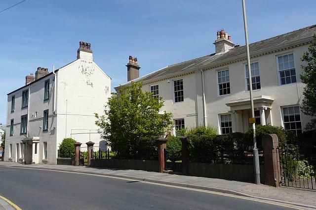 Houses, High Street Wigton