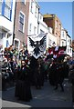 TQ8209 : Jack in the Green Festival 2011 - The Ravens by N Chadwick