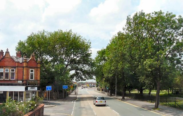 Hyde Road