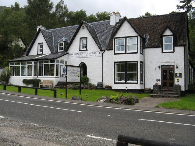 Glenfinnan House Hotel Restaurant Amp