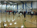 SJ9497 : Manchester Junior Open Fencing Championships 2010 (3) by Richard Hoare