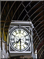 TQ2681 : Clock Paddington Station, London by Christine Matthews