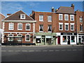 SO8932 : Buildings on Church Street, Tewkesbury by Philip Halling
