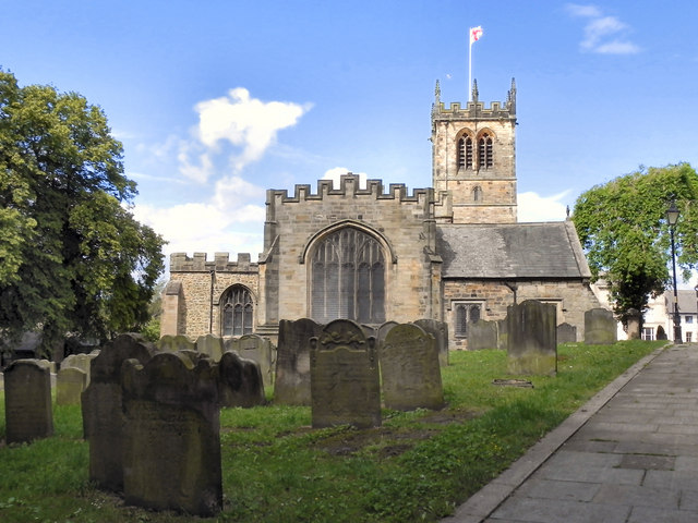 Church of St Mary, Barnard Castle