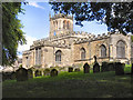 NZ0516 : St Mary's Parish Church, Barnard Castle by David Dixon
