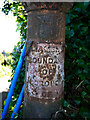 J3379 : Boundary Post, Belfast by Rossographer