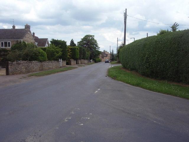 Belmesthorpe village