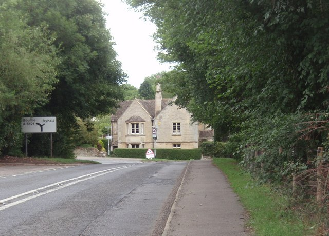 Essendine Road
