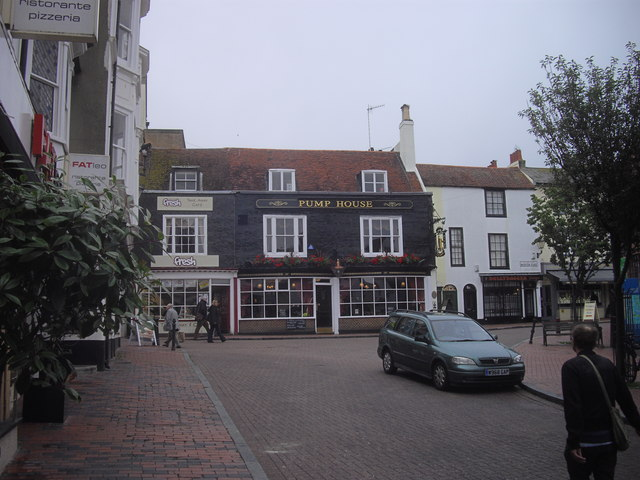 The Pump House Public House, Brighton