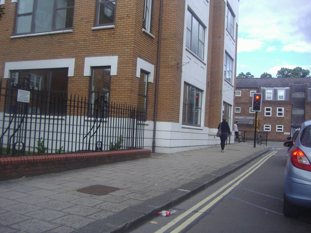 Thames Street at junction of St Aldate's