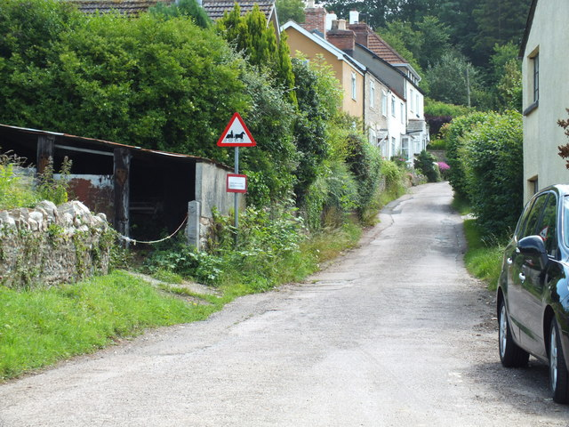 Cottages in Kingsdown Hill