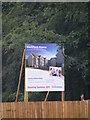 TL7066 : Kentford Manor Development sign by Adrian Cable