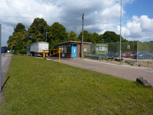 Public weighbridge, Dronfield