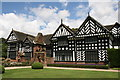 SJ4182 : Speke Hall from the South Lawn by Jeff Buck
