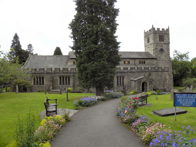 St Andrew's Parish Church, Sedbergh