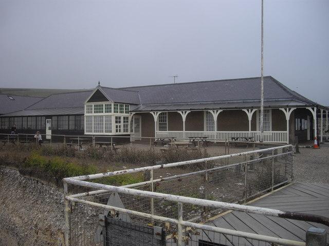 National Trust Tearoom At Birling Gap 169 Paul Farmer