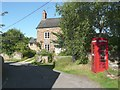 SP4824 : Freehold Street, Lower Heyford by Humphrey Bolton