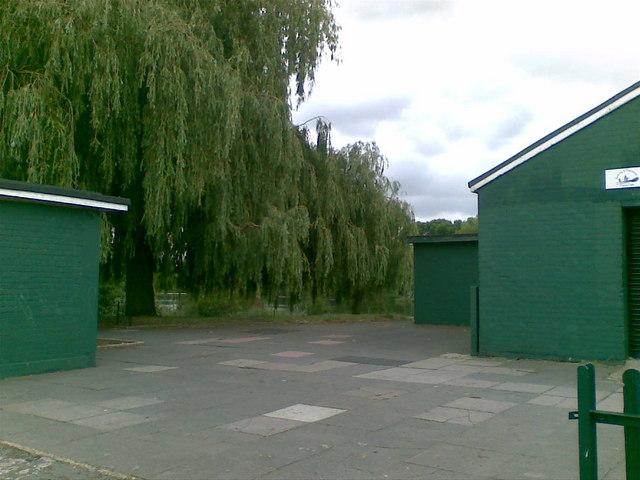 Boat House, Mayesbrook Park