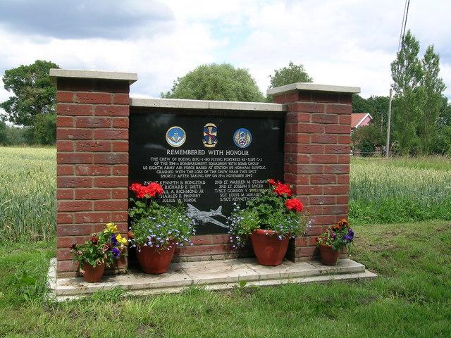 B-17 Memorial