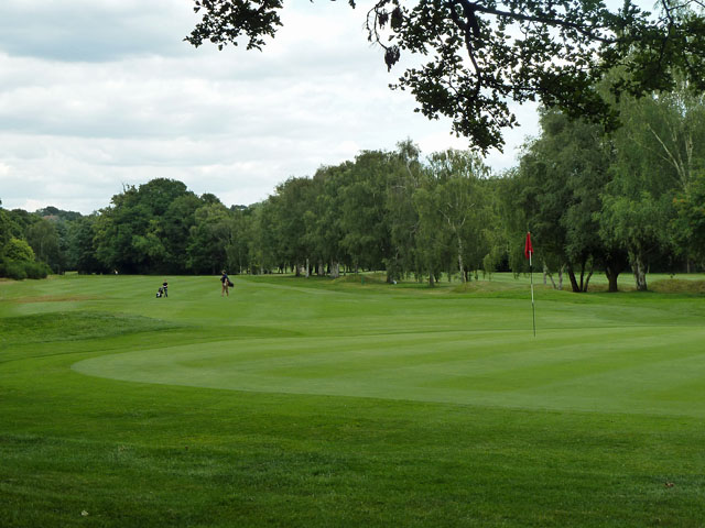Langley Park golf course