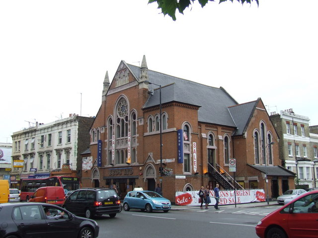 Former church in West Kensington