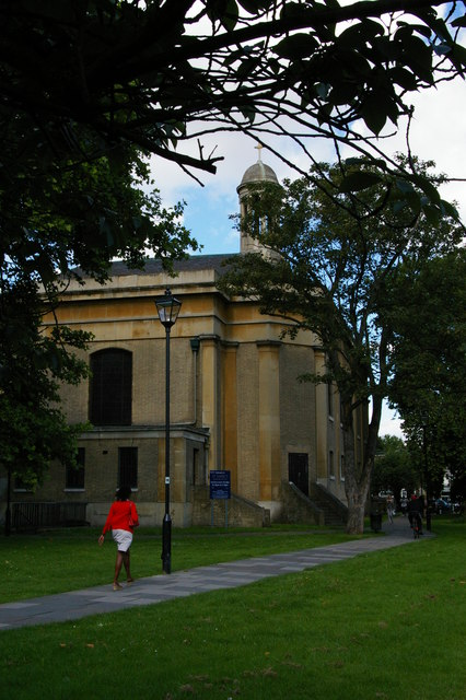 St Mark's, Kennington