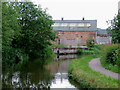 SJ8949 : Caldon Canal south of Milton, Stoke-on-Trent by Roger  Kidd