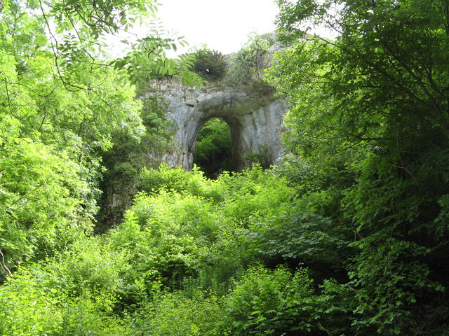 Reynards Arch, Dovedale