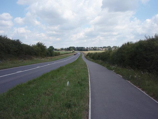 Ryhall Road