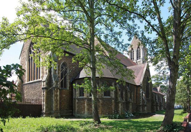 St Gabriel, Walm Lane, Cricklewood