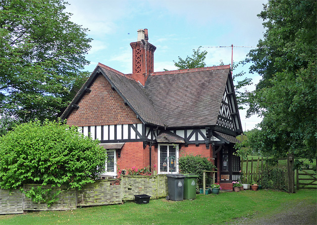 Lodge near Welshampton