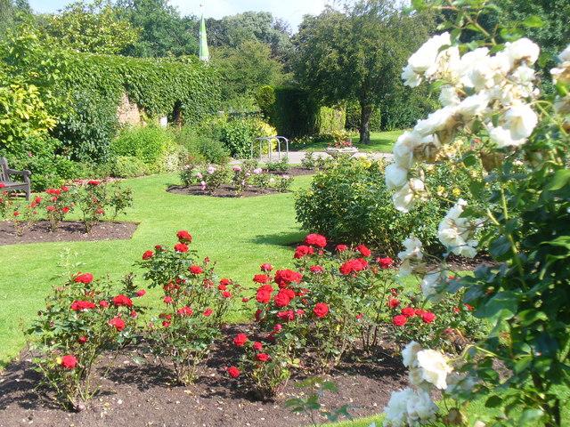 Rose Garden, Stoke Park