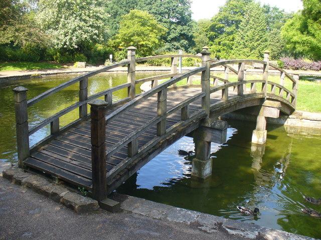 Bridge, Stoke Park