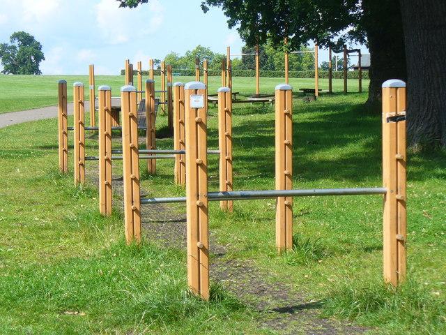 Stoke Park, Trim Course
