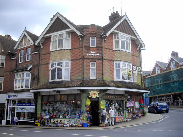 Hardware Shop, The Broadway, Crowborough