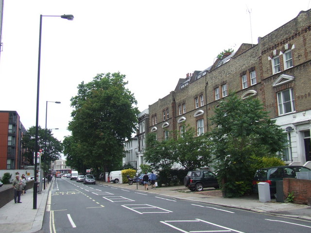Lillie Road, near Earl's Court