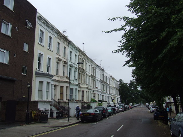 Ongar Road, near Earl's Court