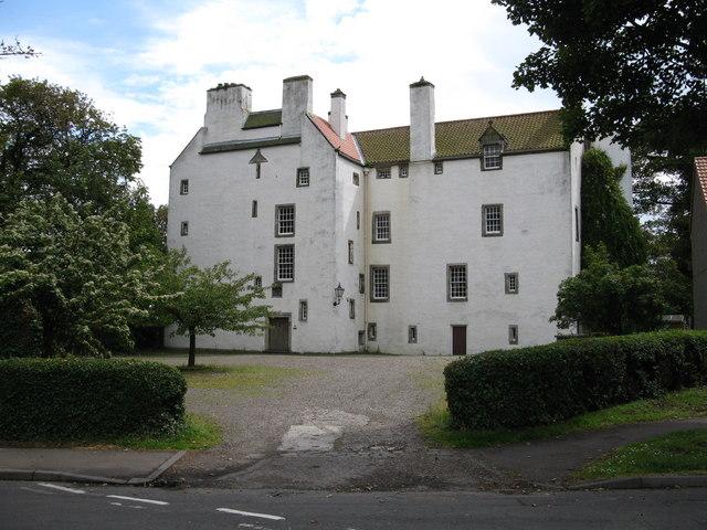 Rossend Castle