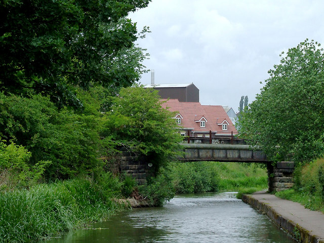Caldon Canal near Milton, Stoke-on-Trent