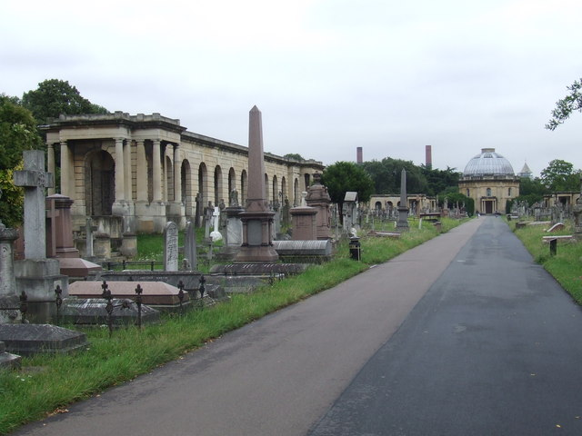 Brompton Cemetery, near Earls Court