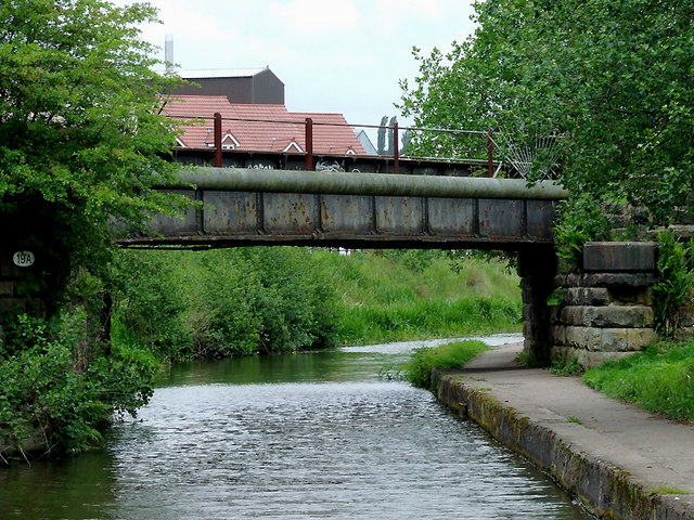 Bridge No 19A near Milton, Stoke-on-Trent