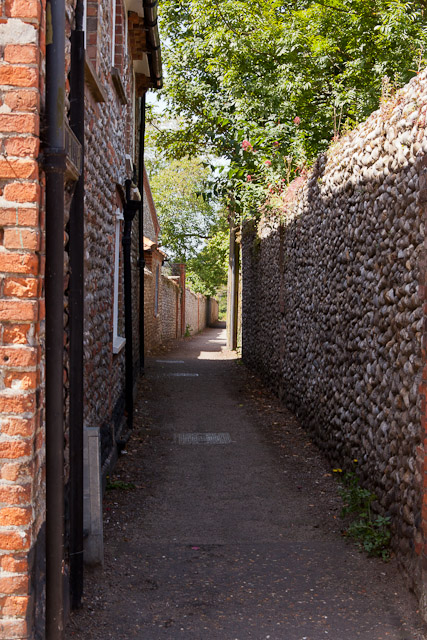 Little Lane, Blakeney