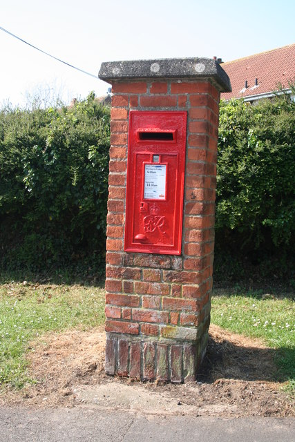 Post box North Creake