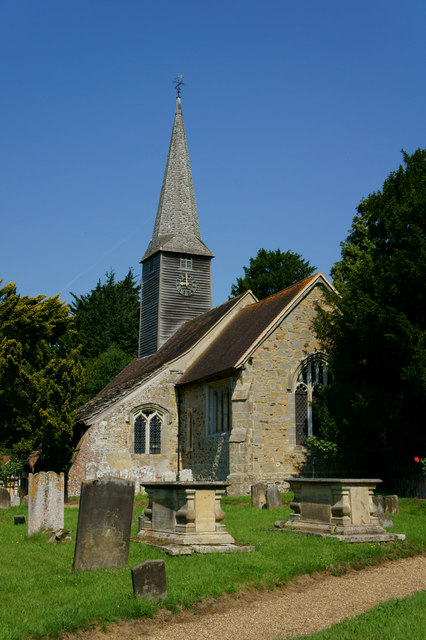 St.George's Church, Crowhurst, Surrey